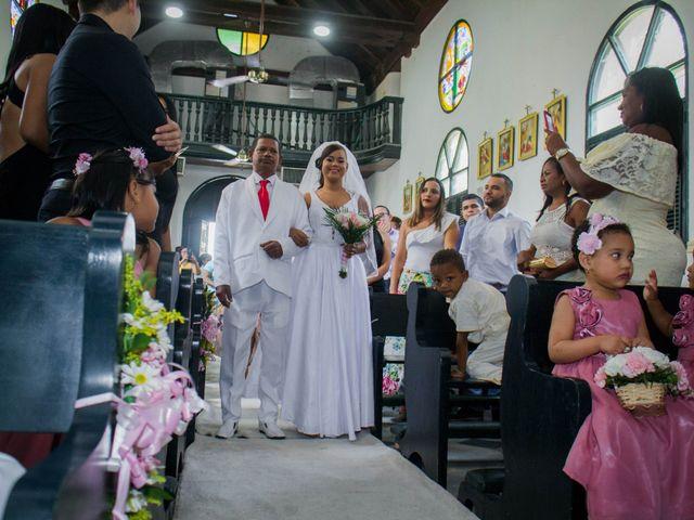 El matrimonio de Francisco y Victoria en Cartagena, Bolívar 9