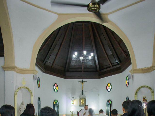 El matrimonio de Francisco y Victoria en Cartagena, Bolívar 10