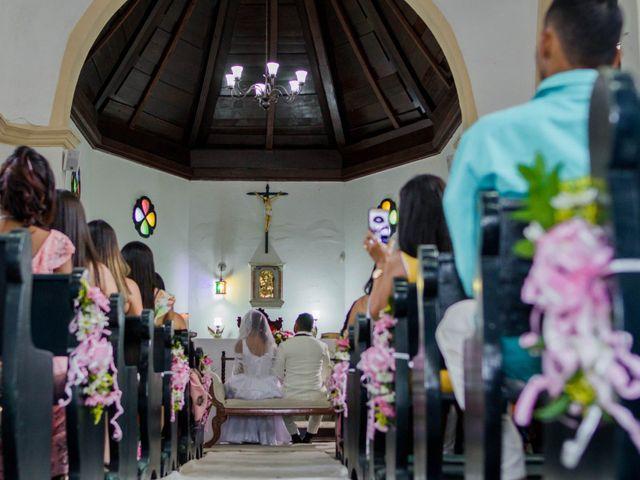 El matrimonio de Francisco y Victoria en Cartagena, Bolívar 12