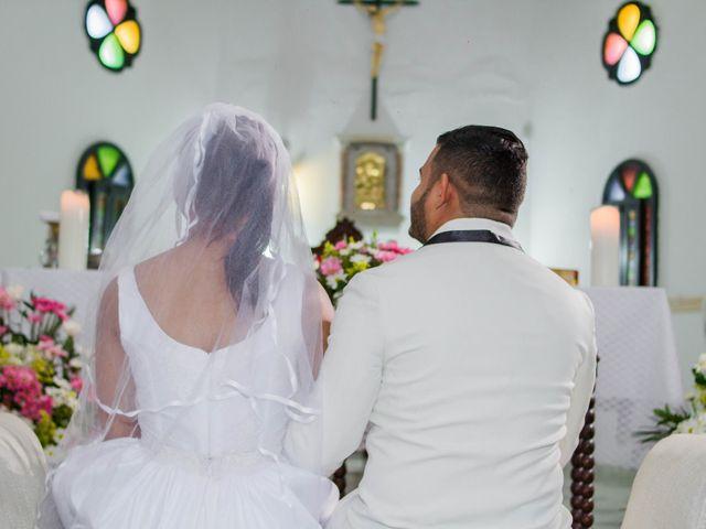 El matrimonio de Francisco y Victoria en Cartagena, Bolívar 14