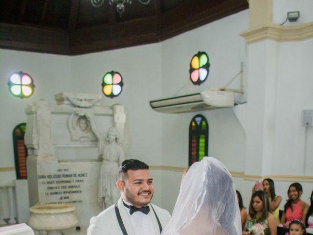 El matrimonio de Francisco y Victoria en Cartagena, Bolívar 17
