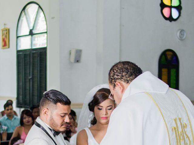 El matrimonio de Francisco y Victoria en Cartagena, Bolívar 20