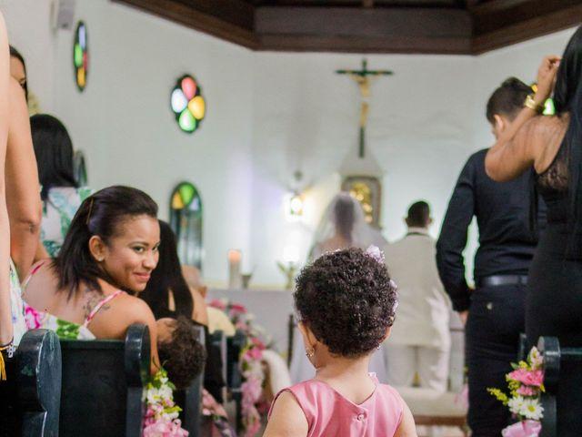 El matrimonio de Francisco y Victoria en Cartagena, Bolívar 22