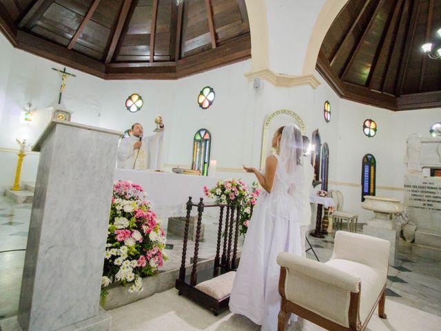 El matrimonio de Francisco y Victoria en Cartagena, Bolívar 23