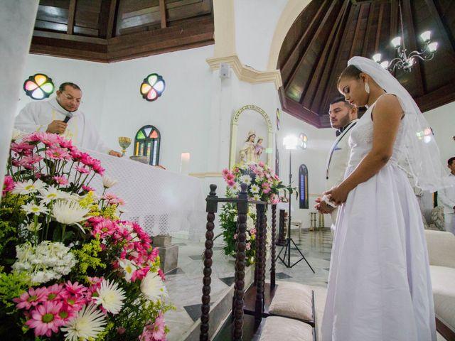 El matrimonio de Francisco y Victoria en Cartagena, Bolívar 24