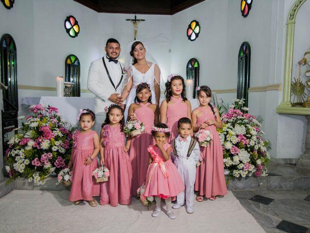 El matrimonio de Francisco y Victoria en Cartagena, Bolívar 26