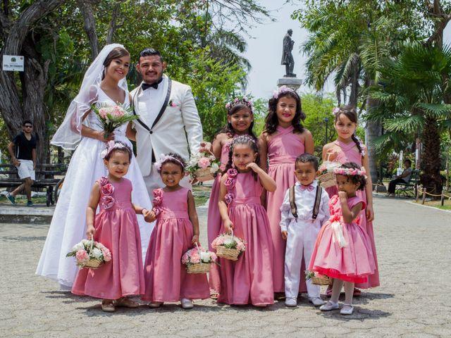 El matrimonio de Francisco y Victoria en Cartagena, Bolívar 27