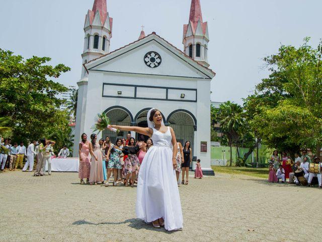 El matrimonio de Francisco y Victoria en Cartagena, Bolívar 28