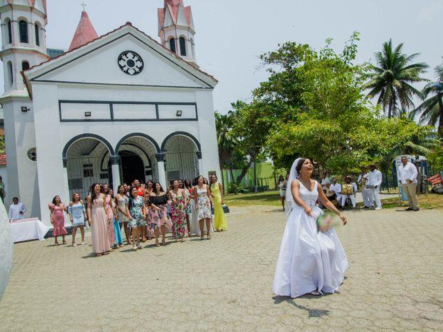 El matrimonio de Francisco y Victoria en Cartagena, Bolívar 29