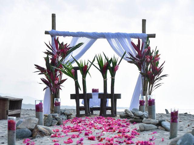 El matrimonio de Andrés y Tatiana en Santa Marta, Magdalena 8