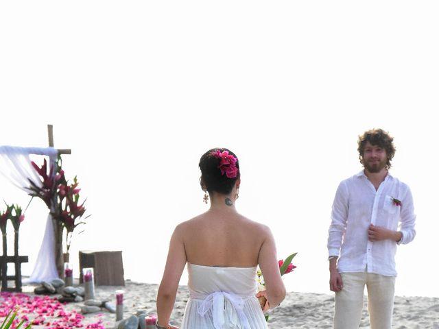 El matrimonio de Andrés y Tatiana en Santa Marta, Magdalena 11