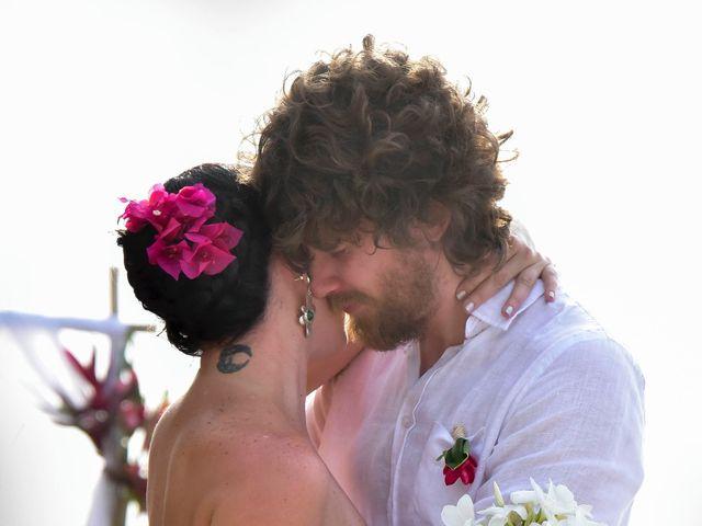 El matrimonio de Andrés y Tatiana en Santa Marta, Magdalena 12