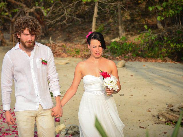 El matrimonio de Andrés y Tatiana en Santa Marta, Magdalena 13