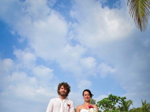 El matrimonio de Andrés y Tatiana en Santa Marta, Magdalena 14