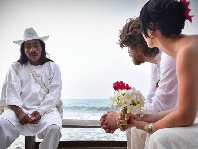 El matrimonio de Andrés y Tatiana en Santa Marta, Magdalena 21