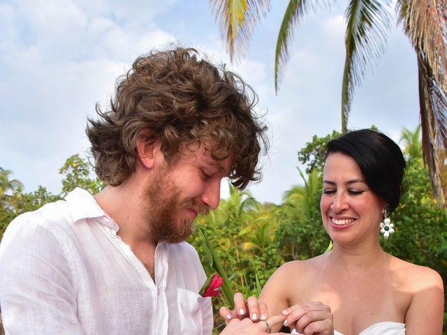 El matrimonio de Andrés y Tatiana en Santa Marta, Magdalena 22