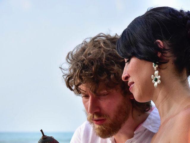El matrimonio de Andrés y Tatiana en Santa Marta, Magdalena 23