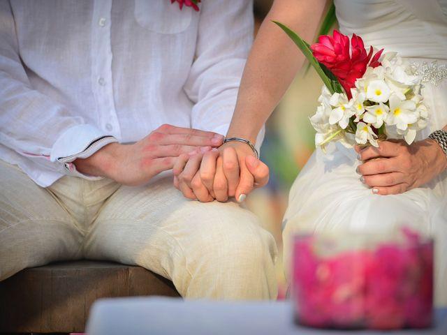 El matrimonio de Andrés y Tatiana en Santa Marta, Magdalena 27