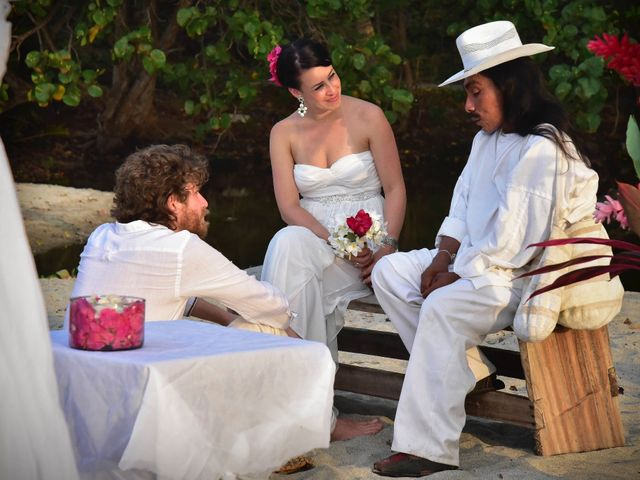 El matrimonio de Andrés y Tatiana en Santa Marta, Magdalena 28