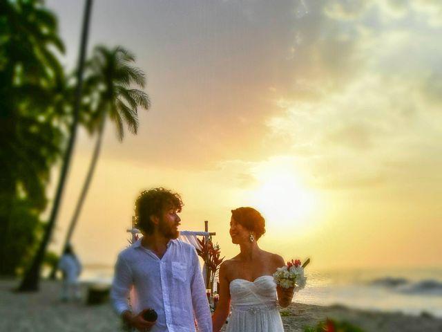 El matrimonio de Andrés y Tatiana en Santa Marta, Magdalena 29