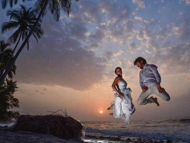 El matrimonio de Andrés y Tatiana en Santa Marta, Magdalena 31