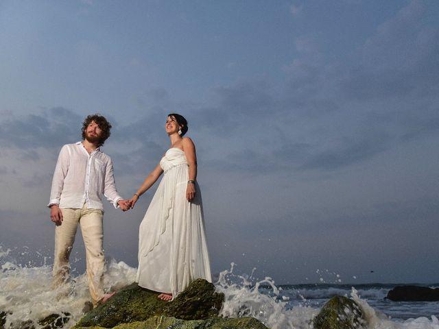 El matrimonio de Andrés y Tatiana en Santa Marta, Magdalena 35