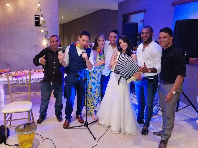 El matrimonio de Andrés y Mabel en Santa Marta, Magdalena 5