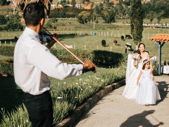 El matrimonio de Daniel y Diana en Rionegro, Antioquia 27