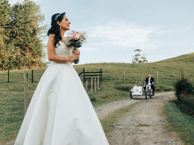 El matrimonio de Daniel y Diana en Rionegro, Antioquia 54