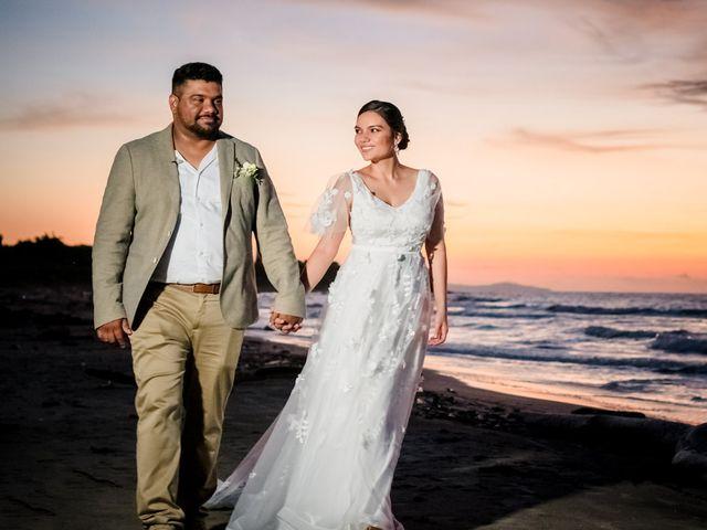El matrimonio de Gloricet y Marlon