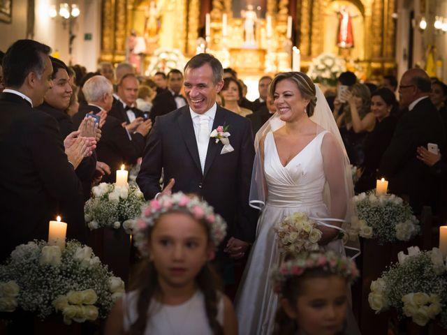 El matrimonio de Ana Cristina y Andrés