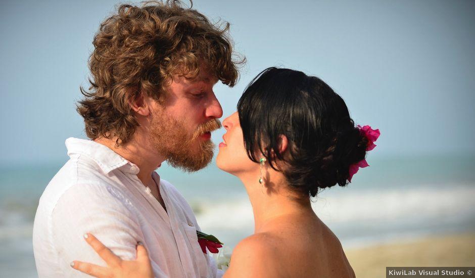 El matrimonio de Andrés y Tatiana en Santa Marta, Magdalena