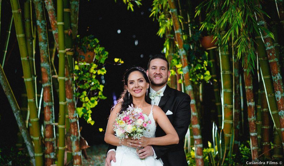 El matrimonio de Daniel y Diana en Rionegro, Antioquia