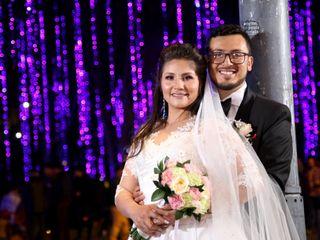 El matrimonio de Jota y Mary
