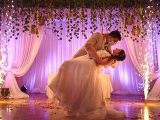 El matrimonio de Luis Miguel y Vanesa