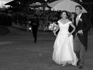 El matrimonio de María Daniela y José