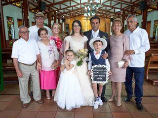 El matrimonio de Sandra y Camilo 1