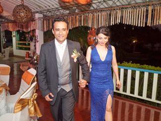 El matrimonio de Sandra y Camilo 3