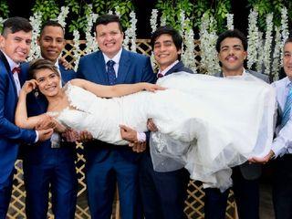 El matrimonio de Andrea y Beimar 3