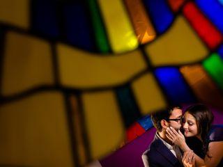 El matrimonio de Camila y Luis Miguel 1