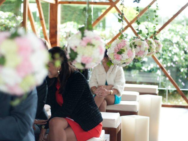 El matrimonio de José y María Daniela en Sopó, Cundinamarca 14