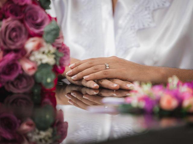 El matrimonio de Emilio y Leidy en Guamal, Meta 1