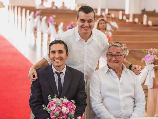 El matrimonio de Emilio y Leidy en Guamal, Meta 14