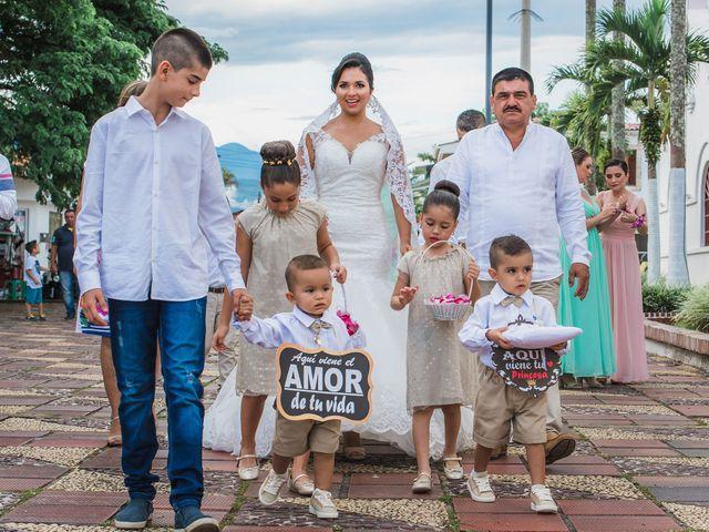 El matrimonio de Emilio y Leidy en Guamal, Meta 15