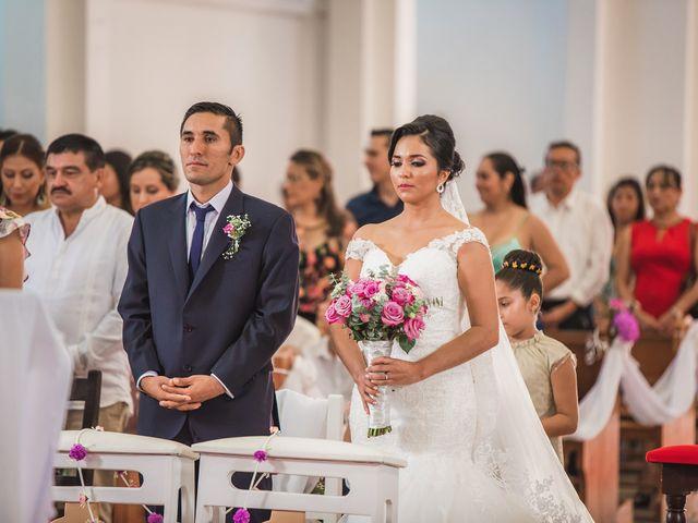El matrimonio de Emilio y Leidy en Guamal, Meta 16