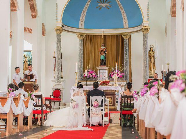 El matrimonio de Emilio y Leidy en Guamal, Meta 17