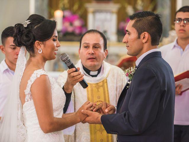 El matrimonio de Emilio y Leidy en Guamal, Meta 20