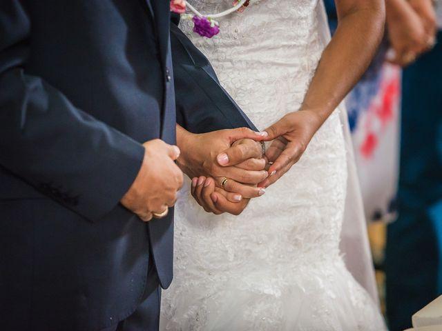 El matrimonio de Emilio y Leidy en Guamal, Meta 22