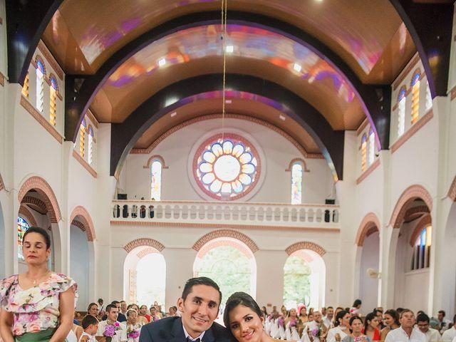 El matrimonio de Emilio y Leidy en Guamal, Meta 24
