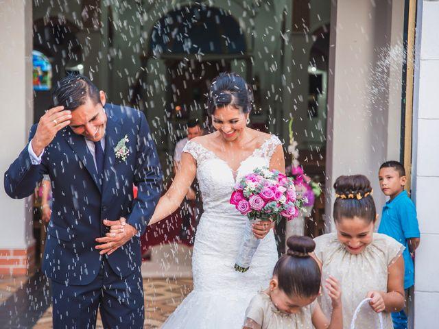 El matrimonio de Emilio y Leidy en Guamal, Meta 26
